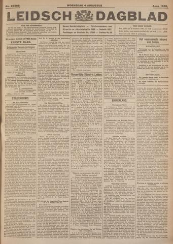 Leidsch Dagblad 1926-08-04