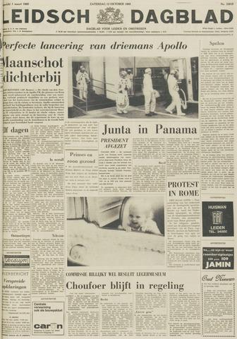 Leidsch Dagblad 1968-10-12