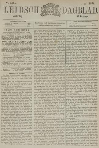 Leidsch Dagblad 1878-10-12
