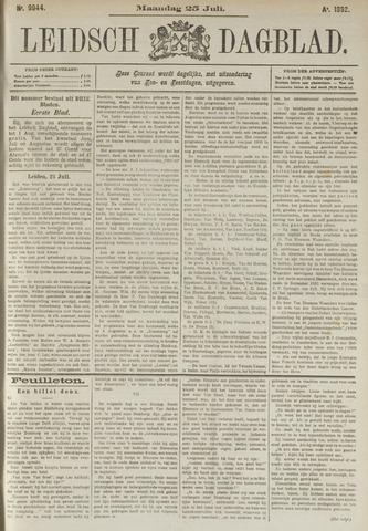 Leidsch Dagblad 1892-07-25