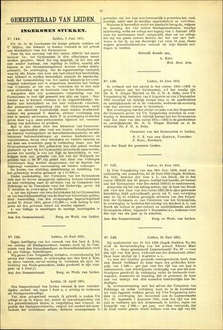 Handelingen van de Raad 1931-06-03