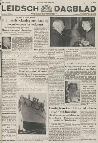 Leidsch Dagblad 1955-03-23