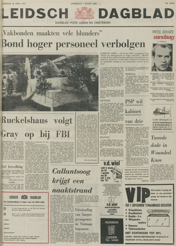 Leidsch Dagblad 1973-04-28