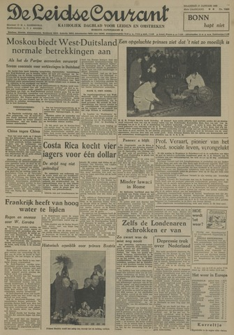 Leidse Courant 1955-01-17
