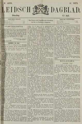 Leidsch Dagblad 1873-07-15