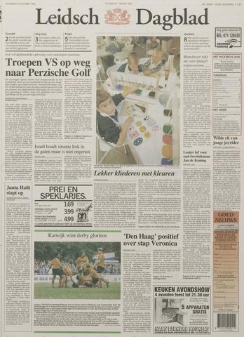 Leidsch Dagblad 1994-10-10