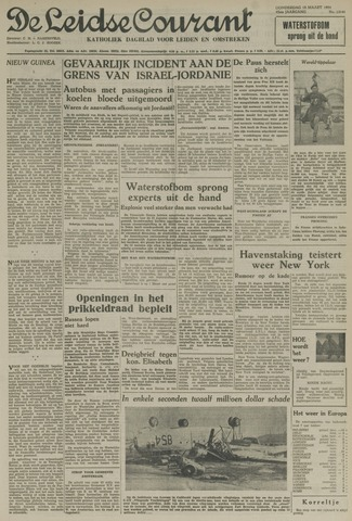 Leidse Courant 1954-03-18