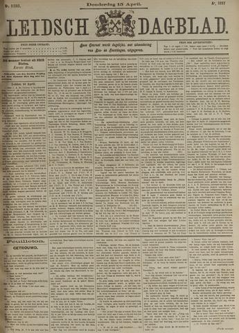 Leidsch Dagblad 1897-04-15