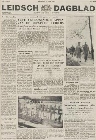 Leidsch Dagblad 1956-04-18