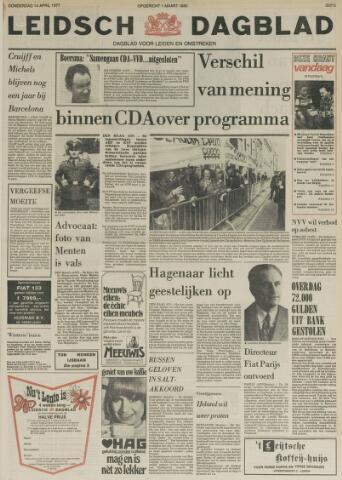 Leidsch Dagblad 1977-04-14
