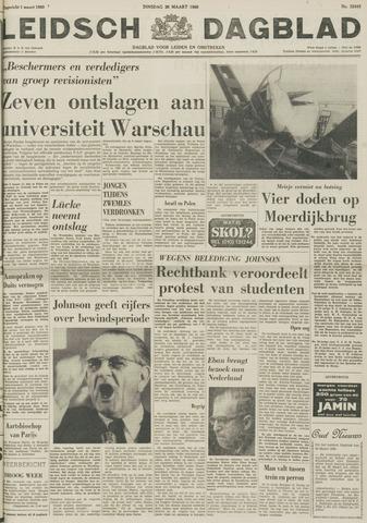 Leidsch Dagblad 1968-03-26