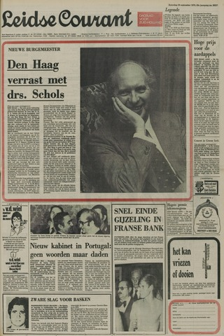 Leidse Courant 1975-09-20