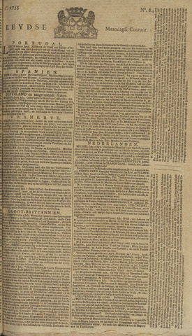 Leydse Courant 1755-07-14