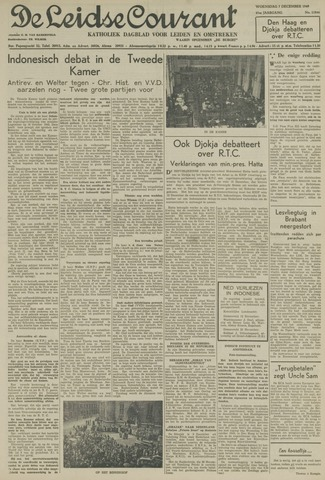 Leidse Courant 1949-12-07