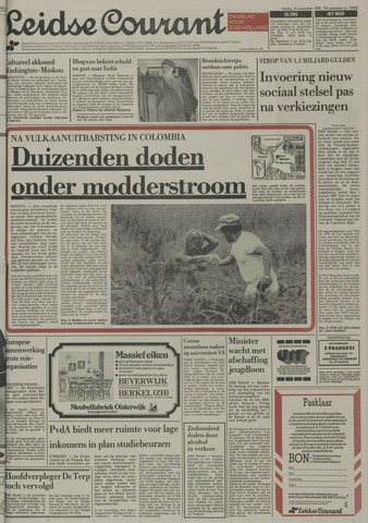 Leidse Courant 1985-11-15