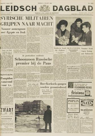 Leidsch Dagblad 1963-03-08