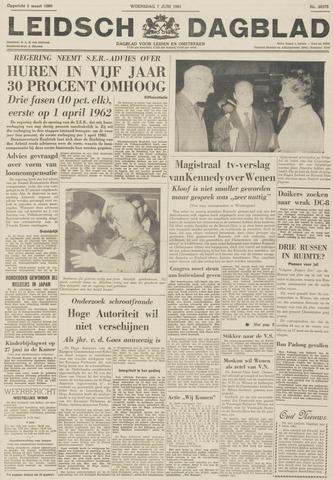 Leidsch Dagblad 1961-06-07
