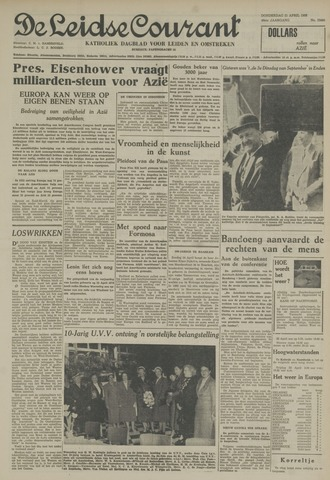 Leidse Courant 1955-04-21