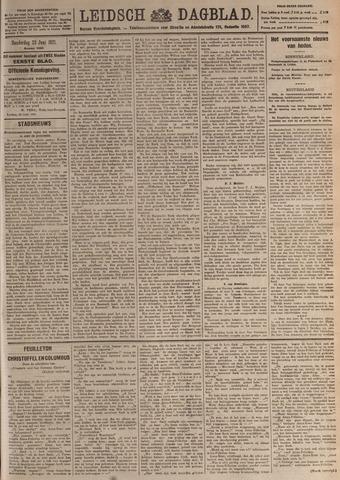 Leidsch Dagblad 1921-06-23