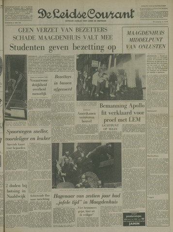 Leidse Courant 1969-05-21