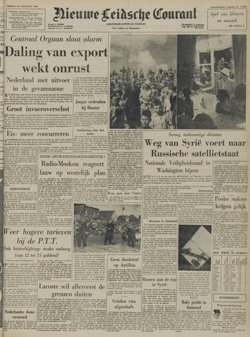 Nieuwe Leidsche Courant 1957-08-23