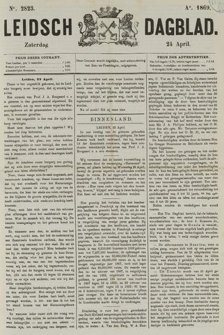 Leidsch Dagblad 1869-04-24