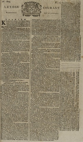 Leydse Courant 1805-01-30