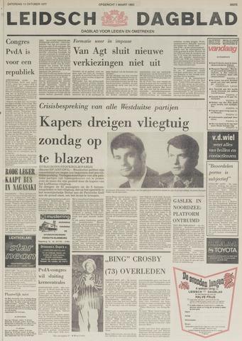 Leidsch Dagblad 1977-10-15