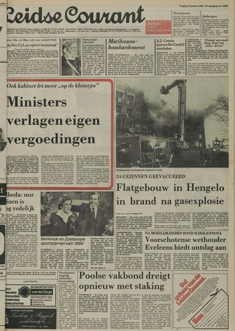 Leidse Courant 1981-01-09