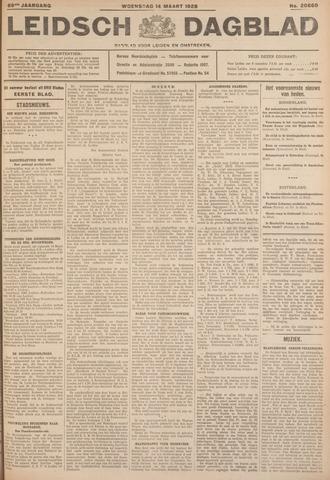 Leidsch Dagblad 1928-03-14