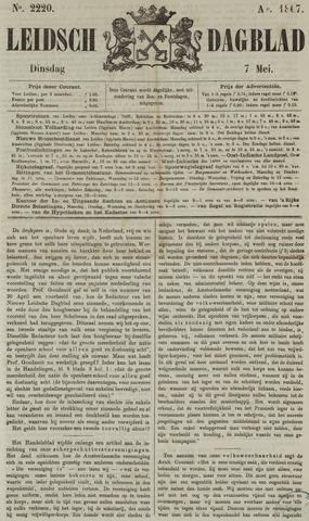 Leidsch Dagblad 1867-05-07