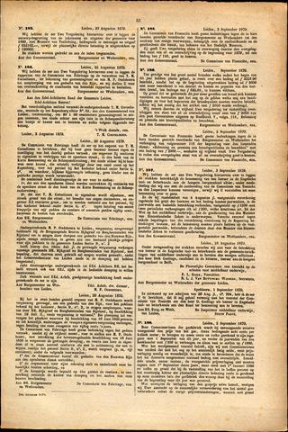 Handelingen van de Raad 1879-08-30