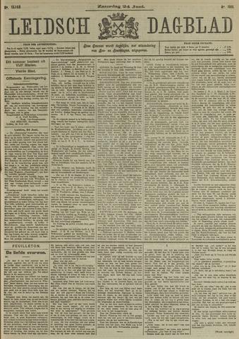Leidsch Dagblad 1911-06-24