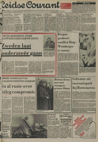 Leidse Courant 1981-11-06