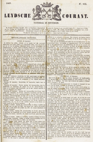 Leydse Courant 1869-09-25