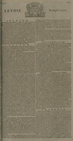 Leydse Courant 1723