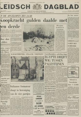 Leidsch Dagblad 1970-08-06