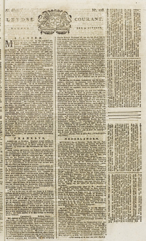 Leydse Courant 1822-10-25