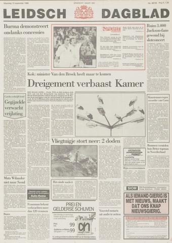 Leidsch Dagblad 1988-09-12