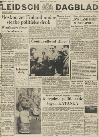 Leidsch Dagblad 1961-10-31