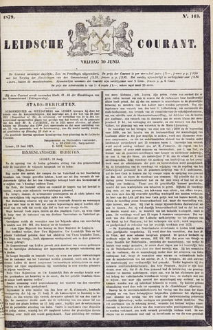 Leydse Courant 1879-06-20