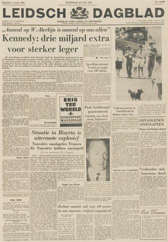 Leidsch Dagblad 1961-07-26