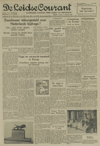Leidse Courant 1951-01-17
