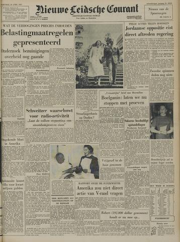 Nieuwe Leidsche Courant 1957-04-24