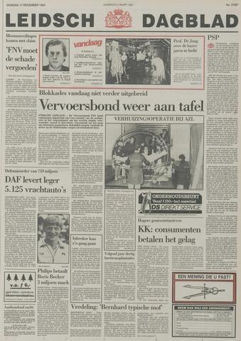 Leidsch Dagblad 1985-12-17