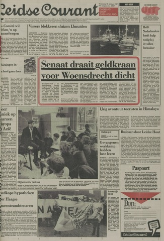 Leidse Courant 1987-10-28