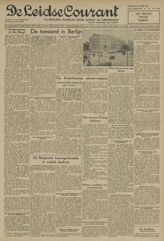 Leidse Courant 1948-07-26