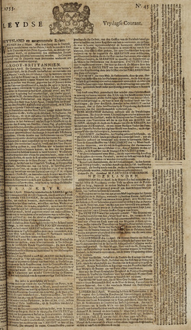 Leydse Courant 1753-04-13