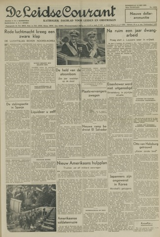 Leidse Courant 1951-05-10