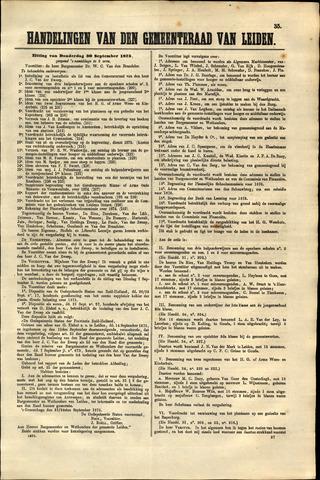 Handelingen van de Raad 1875-09-30